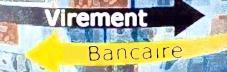 4) Paiement par Virement bancaire