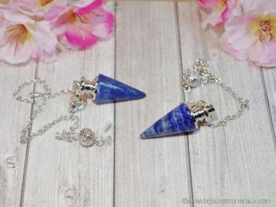 Pendule Cône Lapis Lazuli