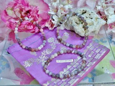 Bracelet Agate de Bostwana