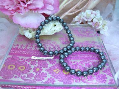 Bracelet Hématite/Magnétite