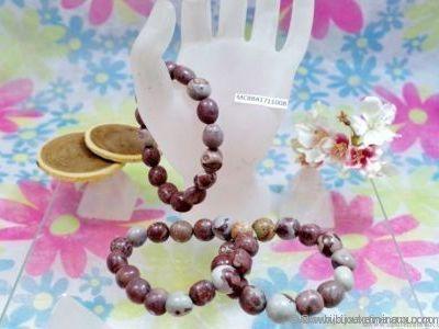 Bracelet Jaspe Dentritique Paysage