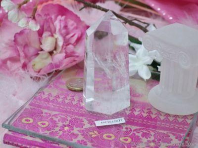 Cristal de Roche - Pointe repolie