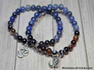 Bracelet Litho - Bracelet Zenitude