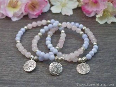 Bracelet Litho - Bracelet Apaisant / Communication douce