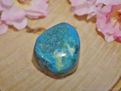Galet Chrysocolle