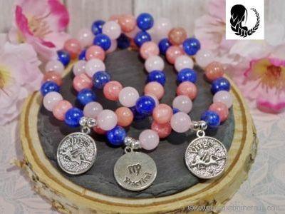 Bracelet de la Vierge - 23 août au 22 septembre