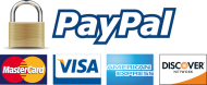 2) Nous vous proposons aussi le système de paiement PayPal.