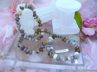 Bracelet Agate Naturelle