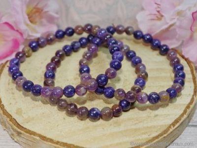 Bracelet Charoïte