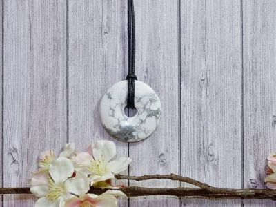 Donuts Howlite 40 mm