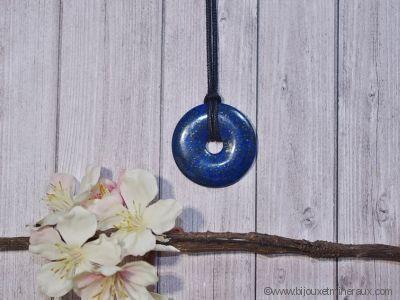 Donuts Lapis Lazuli 30 mm