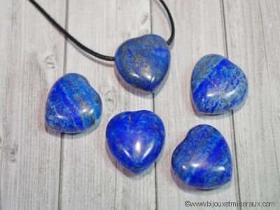 Pendentif Lapis Lazuli - Taille XL