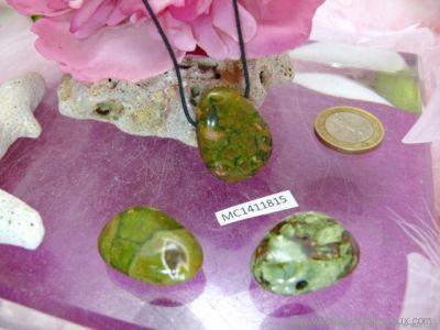 Pendentif Rhyolite