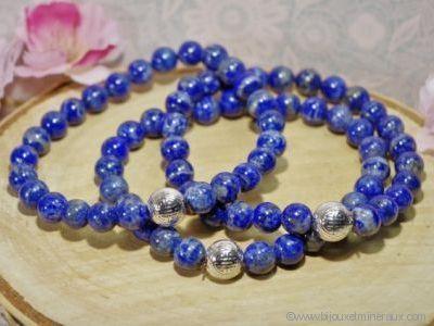 Bracelet Homme Lapis lazuli