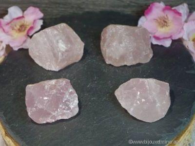 4 Quartz Rose