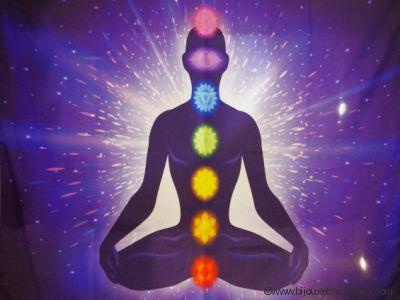 Tenture énergétique Chakra