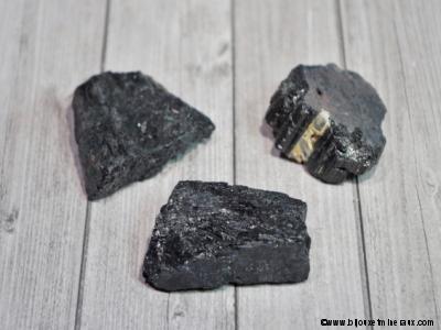 3 Tourmaline Noire