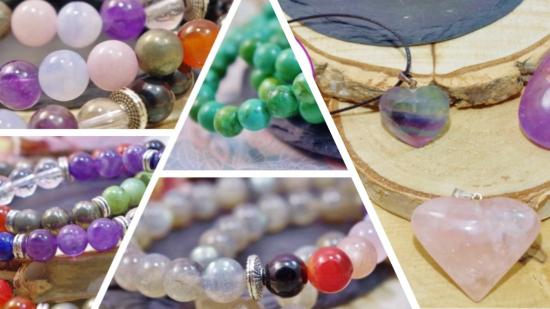 Vos bijoux en minéraux